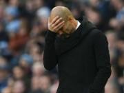 Bóng đá - Man City – Guardiola: Hiểm nguy đang rình rập