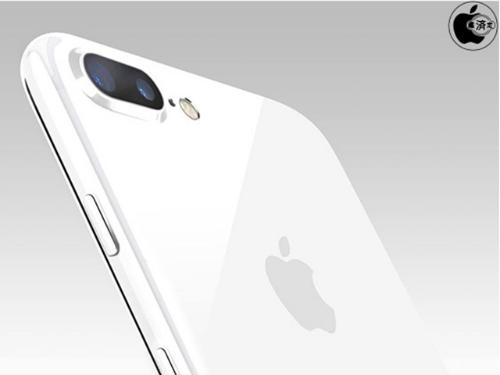 iPhone 7 màu trắng bóng sắp xuất hiện - 1
