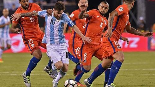 Brazil – Argentina: Cánh én Messi & dàn sao quanh Neymar - 2