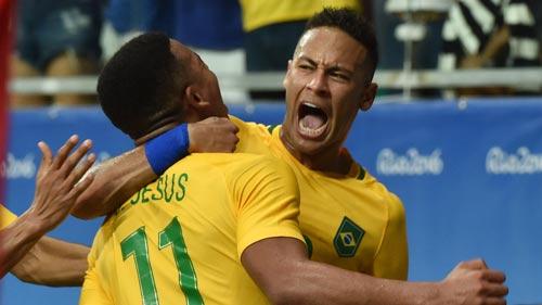 Brazil – Argentina: Cánh én Messi & dàn sao quanh Neymar - 3