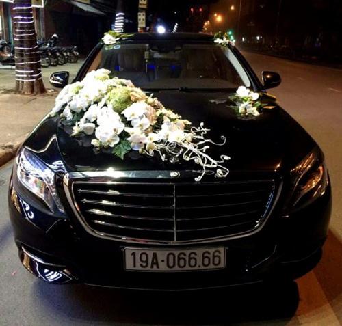 Diện kiến dàn xe sang đón dâu tại Phú Thọ - 3