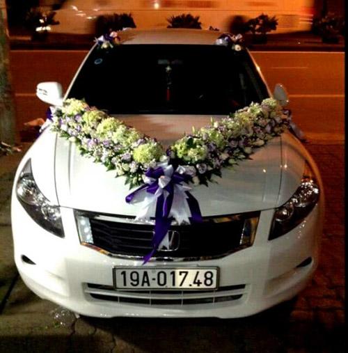 Diện kiến dàn xe sang đón dâu tại Phú Thọ - 9