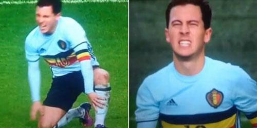 Chelsea nhận liền 2 tin dữ: Costa, Hazard chấn thương - 1