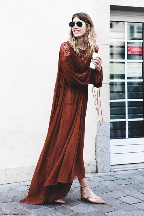 5 cách mặc đẹp thuyết phục với màu nâu trầm - 1