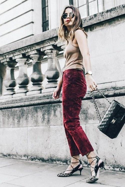 5 cách mặc đẹp thuyết phục với màu nâu trầm - 2