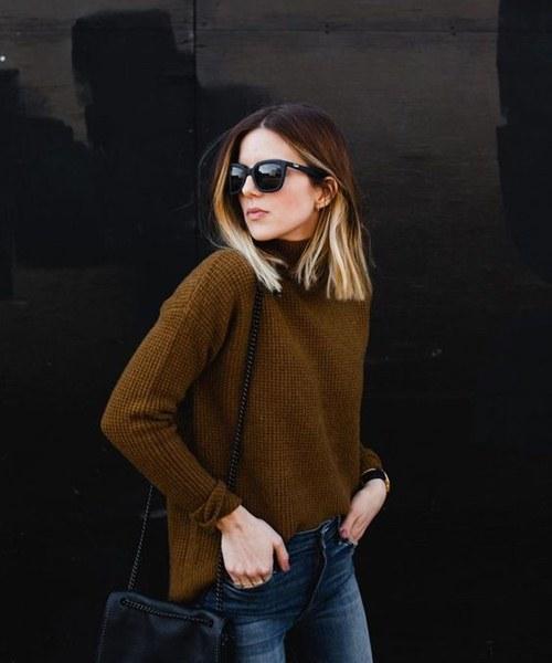 5 cách mặc đẹp thuyết phục với màu nâu trầm - 5