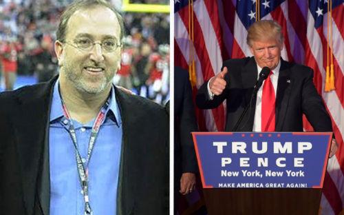 MU: Sếp lớn Glazer ủng hộ Tổng thổng Trump 45.000 bảng - 1