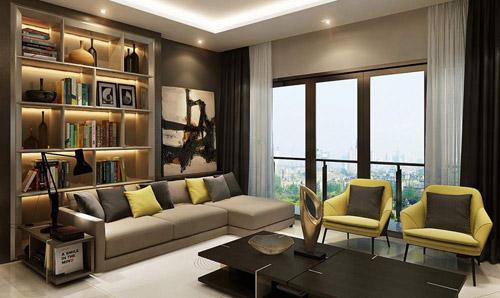 Hongkong Tower - vị trí vàng trong lòng nội đô Hà Nội - 2