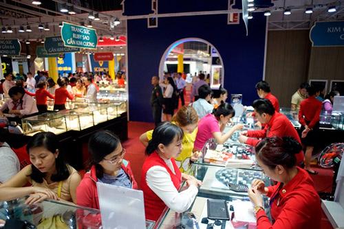Sao Việt chia sẻ thông tin về Ngày hội Trang sức lớn - 7
