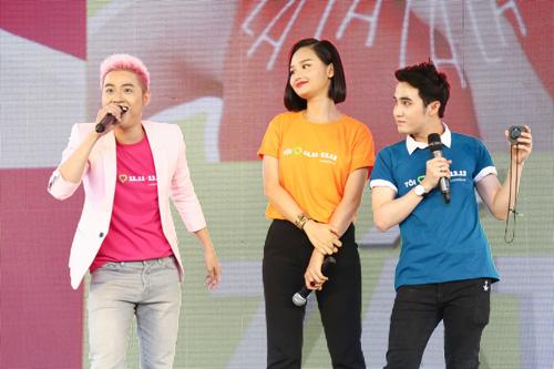 Thanh Duy, Miu Lê và Huỳnh Lập rủ nhau LA - 2