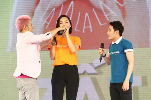 Thanh Duy, Miu Lê và Huỳnh Lập rủ nhau LA - 3
