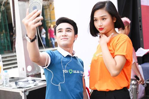 Thanh Duy, Miu Lê và Huỳnh Lập rủ nhau LA - 4