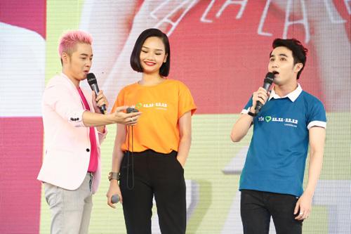 Thanh Duy, Miu Lê và Huỳnh Lập rủ nhau LA - 5
