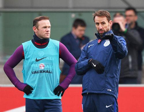 ĐT Anh: Rooney đá chính trở lại, Kane chấn thương - 1