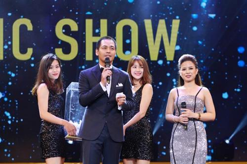MC Phan Anh hội tụ cùng dàn sao khủng trong đêm nhạc đặc sắc - 1