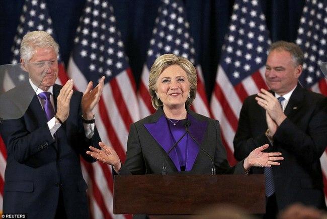 Thực ra dân Mỹ bầu cho Clinton nhiều hơn Trump - 1