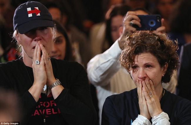 Thực ra dân Mỹ bầu cho Clinton nhiều hơn Trump - 3