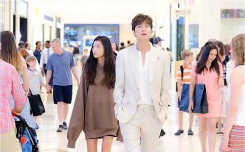 Hé lộ cảnh hẹn hò đầu tiên của Lee Min Ho và Jeon Ji Hyun - 1