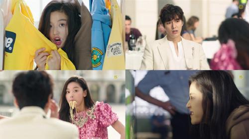 Hé lộ cảnh hẹn hò đầu tiên của Lee Min Ho và Jeon Ji Hyun - 4