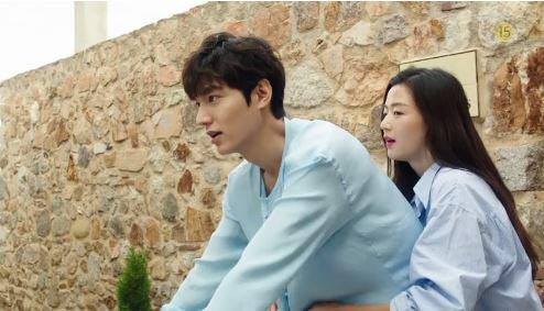 Hé lộ cảnh hẹn hò đầu tiên của Lee Min Ho và Jeon Ji Hyun - 6