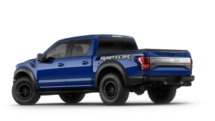 Ford F-150 Raptor 2017 đắt nhất sẽ có giá 72.965 USD - 2