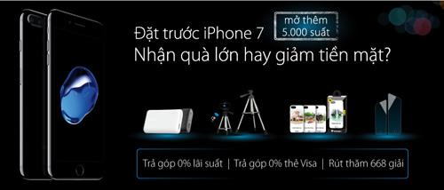 Viễn Thông A hợp tác cùng Vietinbank giảm đến 2,5 triệu đồng cho iPhone 7 và 7 Plus - 2