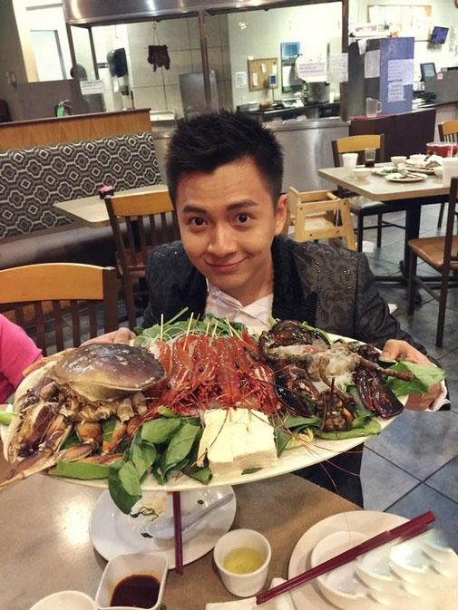 """Cùng kiếm tiền """"khủng"""" nhưng Noo và Kiến Huy khác xa trong ăn uống - 2"""