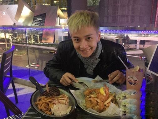 """Cùng kiếm tiền """"khủng"""" nhưng Noo và Kiến Huy khác xa trong ăn uống - 3"""