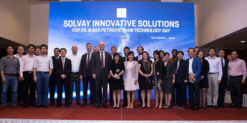Solvay tổ chức chuỗi sự kiện Solvay Innovation Day 2016 tại Việt Nam - 2