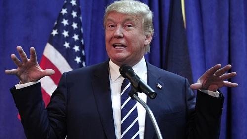 """""""Cuộc chiến"""" xanh - đỏ lạ lùng đằng sau sắc áo của Trump và Hillary - 9"""