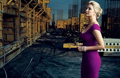 Ái nữ nhà tổng thống Trump đẹp như mẫu nhờ tập GYM - 3