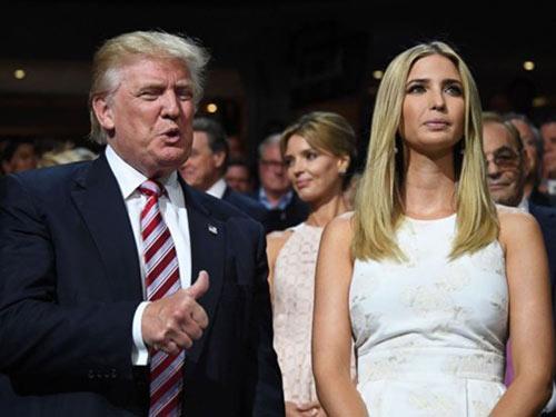 Ái nữ nhà tổng thống Trump đẹp như mẫu nhờ tập GYM - 1