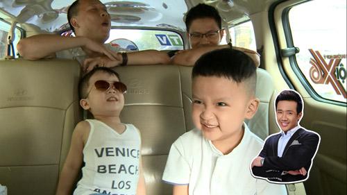 Hai ông bố Nguyễn Hải Phong – Vũ Minh Tâm đối đầu trên truyền hình thực tế - 2
