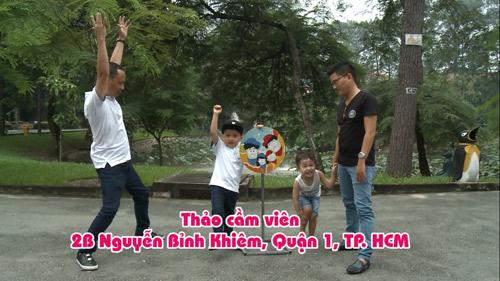 Hai ông bố Nguyễn Hải Phong – Vũ Minh Tâm đối đầu trên truyền hình thực tế - 4
