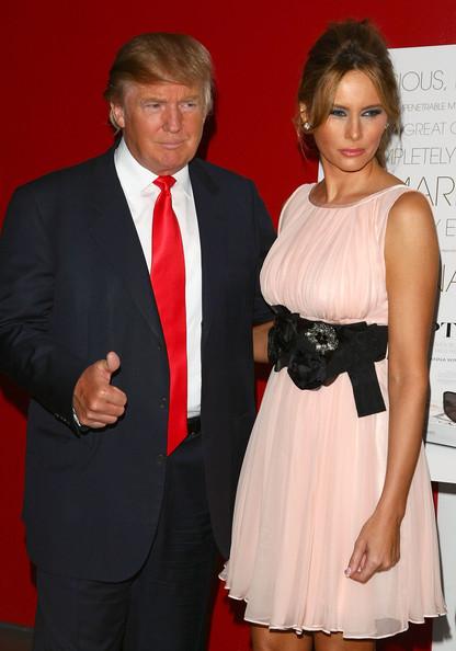 Cán mốc 70, Donald Trump vẫn quá phong độ bên vợ chân dài - 4