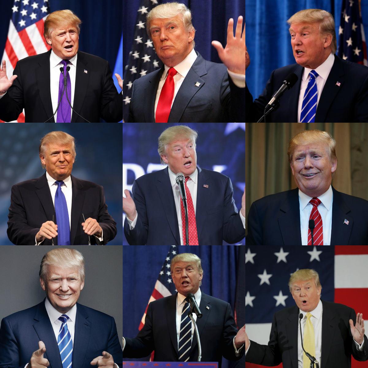 Cán mốc 70, Donald Trump vẫn quá phong độ bên vợ chân dài - 9