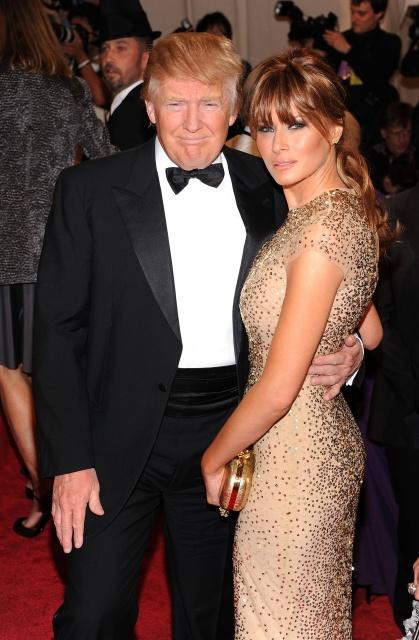 Cán mốc 70, Donald Trump vẫn quá phong độ bên vợ chân dài - 5