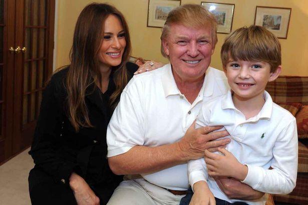 Cán mốc 70, Donald Trump vẫn quá phong độ bên vợ chân dài - 10