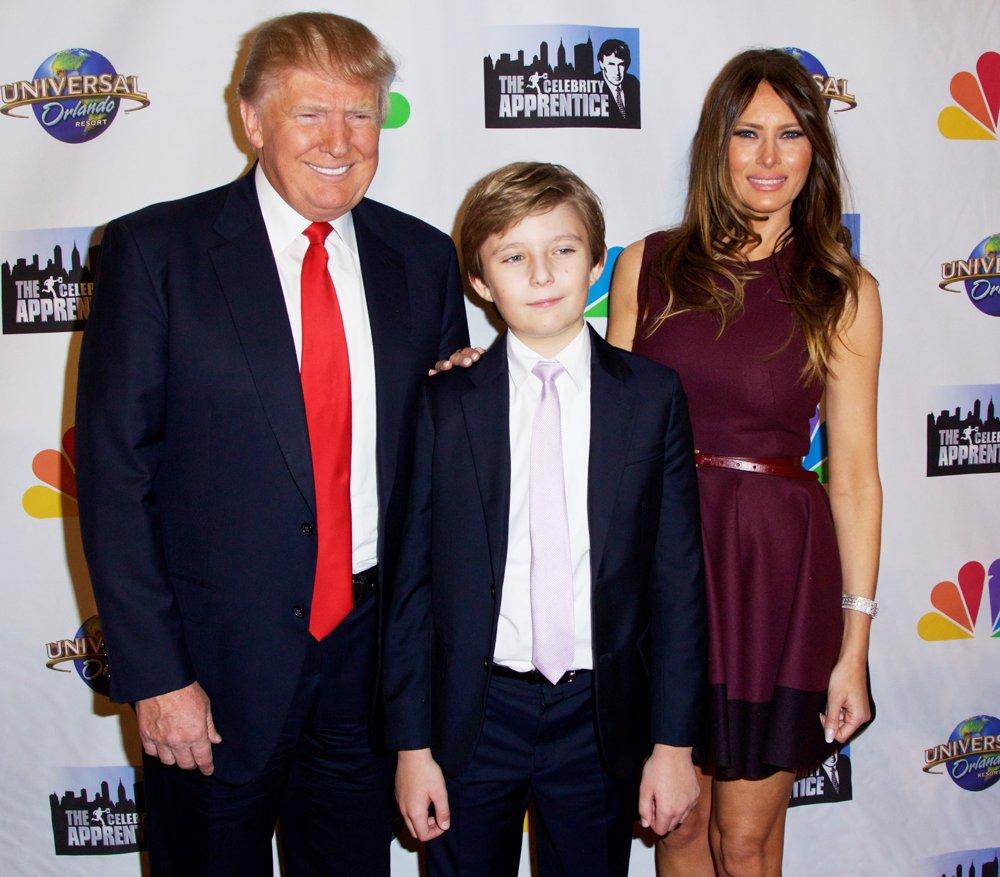 Cán mốc 70, Donald Trump vẫn quá phong độ bên vợ chân dài - 8