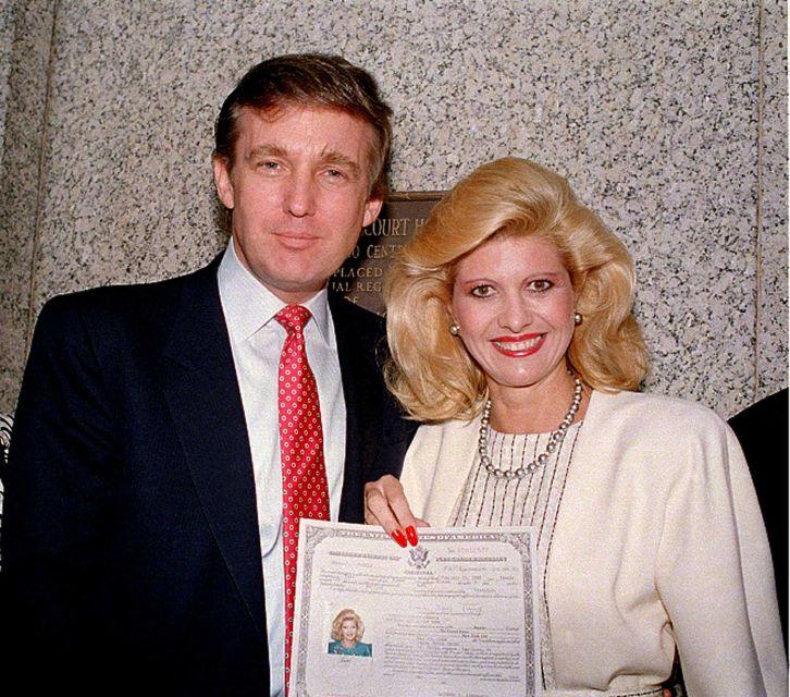 Cán mốc 70, Donald Trump vẫn quá phong độ bên vợ chân dài - 12
