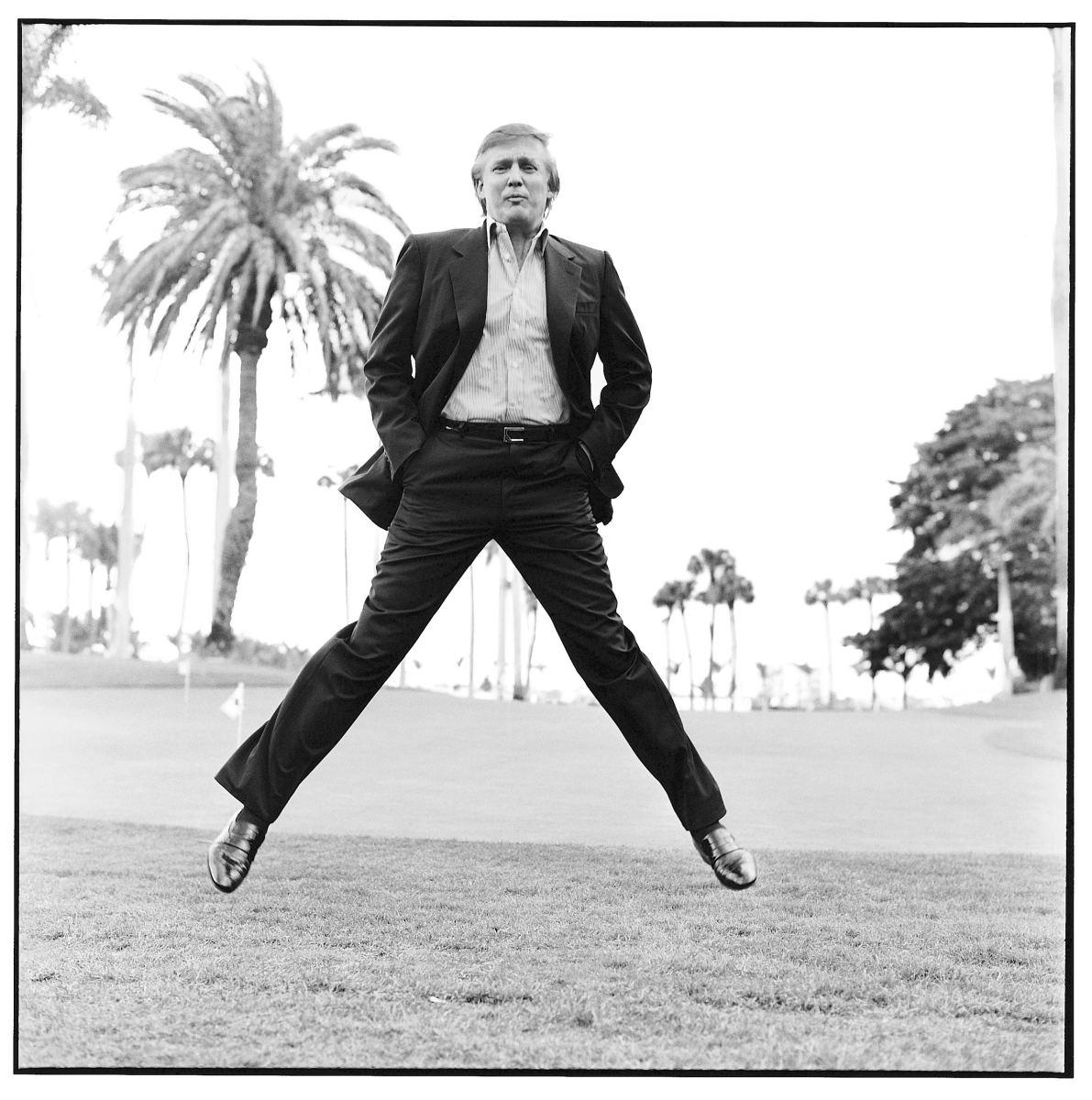 Cán mốc 70, Donald Trump vẫn quá phong độ bên vợ chân dài - 11