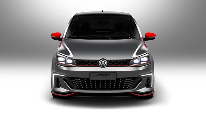 VW Gol GT concept trình làng tại Sao Paulo Motor Show - 4
