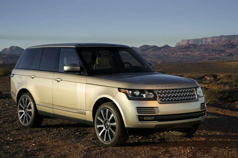 Top xe SUV sang trọng với hệ thống giải trí bậc nhất - 9