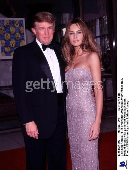 Vợ Donald Trump: Từ mẫu nữ sexy đến phu nhân sang quý - 3