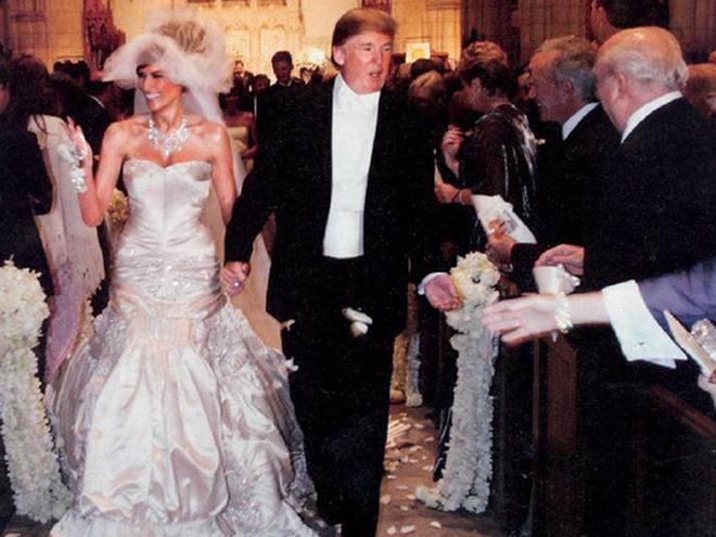 Vợ Donald Trump: Từ mẫu nữ sexy đến phu nhân sang quý - 5