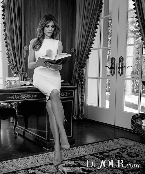 Vợ Donald Trump: Từ mẫu nữ sexy đến phu nhân sang quý - 11