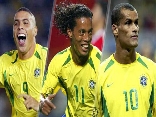 """Hồi ức Brazil – Argentina: Điên đảo với """"bộ ba R"""" - 1"""