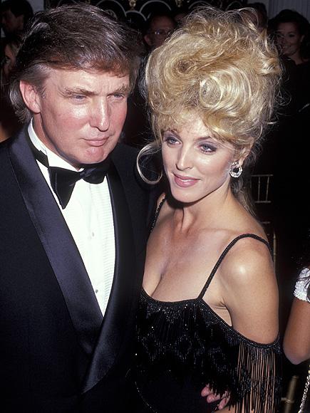 3 người vợ người mẫu xinh đẹp của Donald Trump - 5
