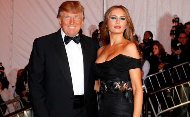 3 người vợ người mẫu xinh đẹp của Donald Trump - 1