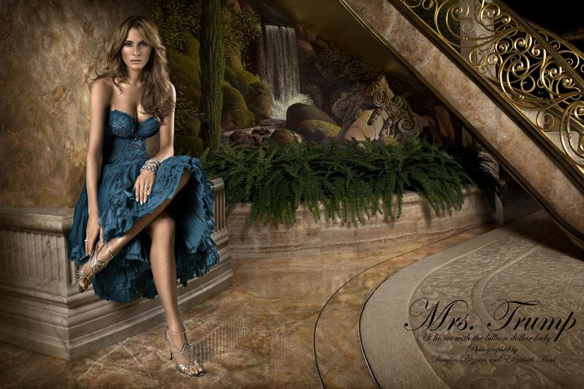 3 người vợ người mẫu xinh đẹp của Donald Trump - 6